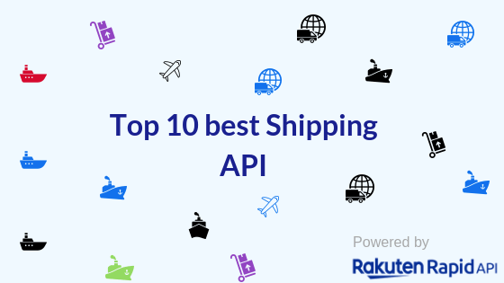 Top 10 Best Shipping API