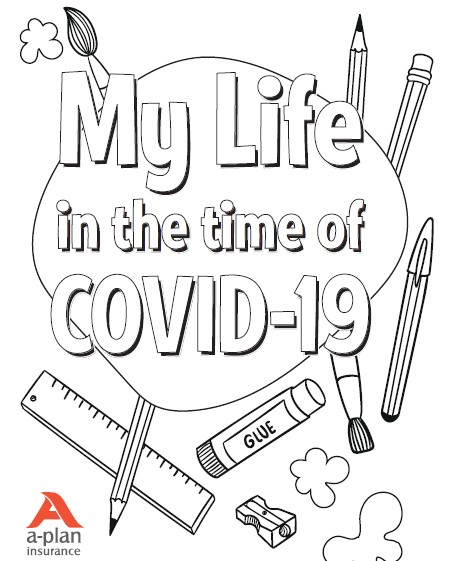 Create your own Coronavirus Time Capsule