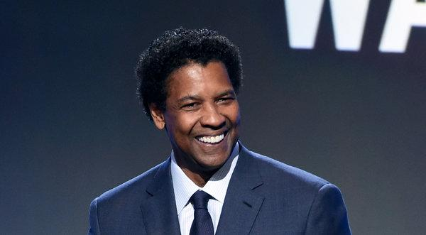 Denzel Washington back power