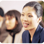 asian business woman the power of the crowdsourcing right for your small business?