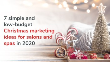 Christmas marketing ideas for salons and spas