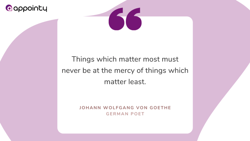 quote by johann wolfgang von goethe
