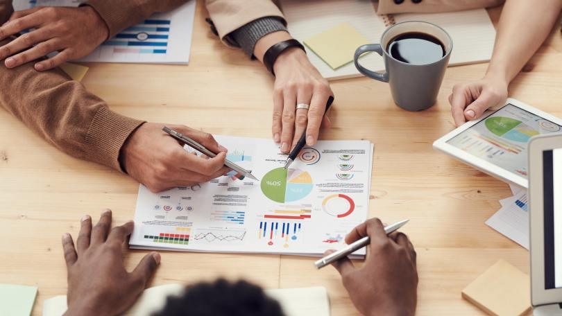 Financial analysis of a salon business plan
