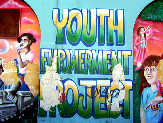 "Imagen CC - Flickr by Erica Zabowski ""Youth Empowerment Project"""