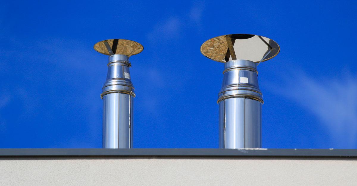 Canne fumarie normativa per progettazione e installazione