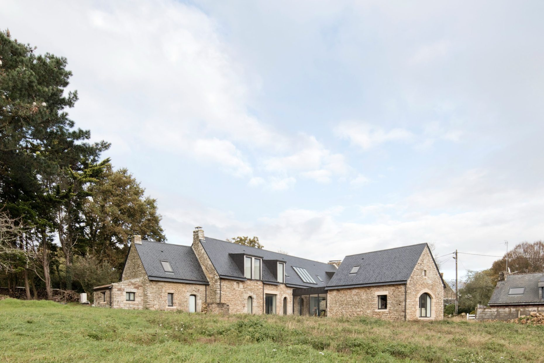 Architecte à Vannes rénovation et extension