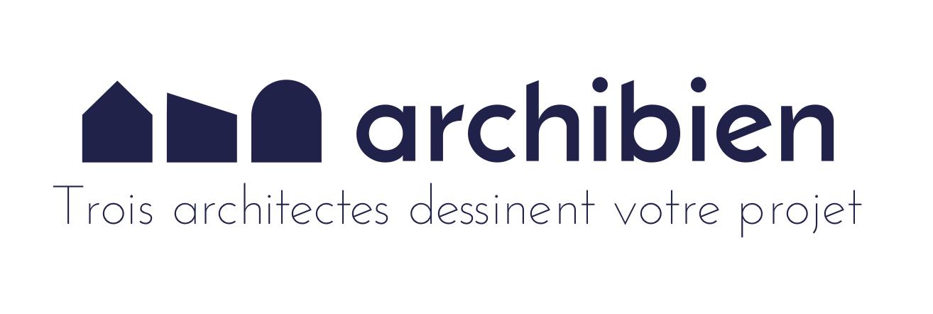 Logo Archibien blanc