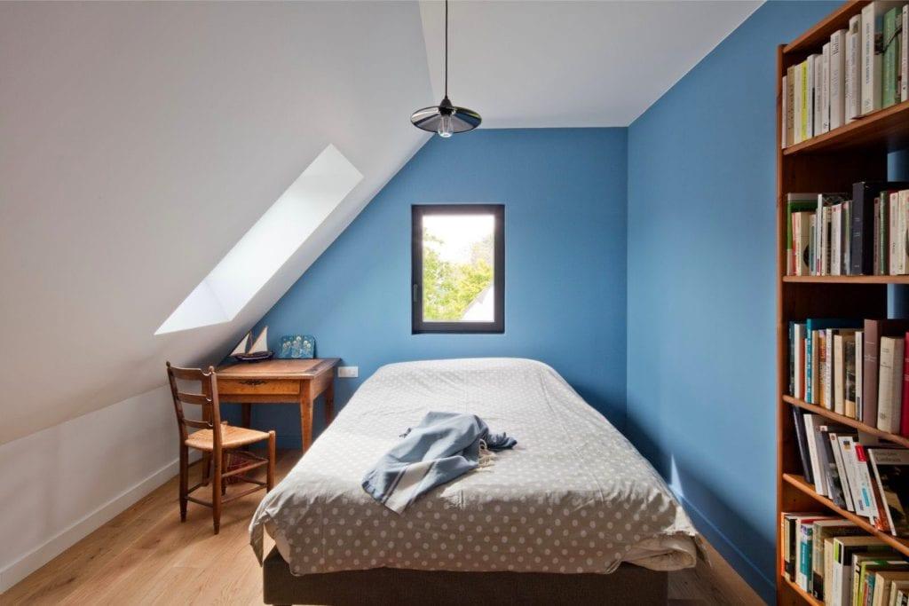 Construction neuve d'une maison à Concarneau projet Archibien