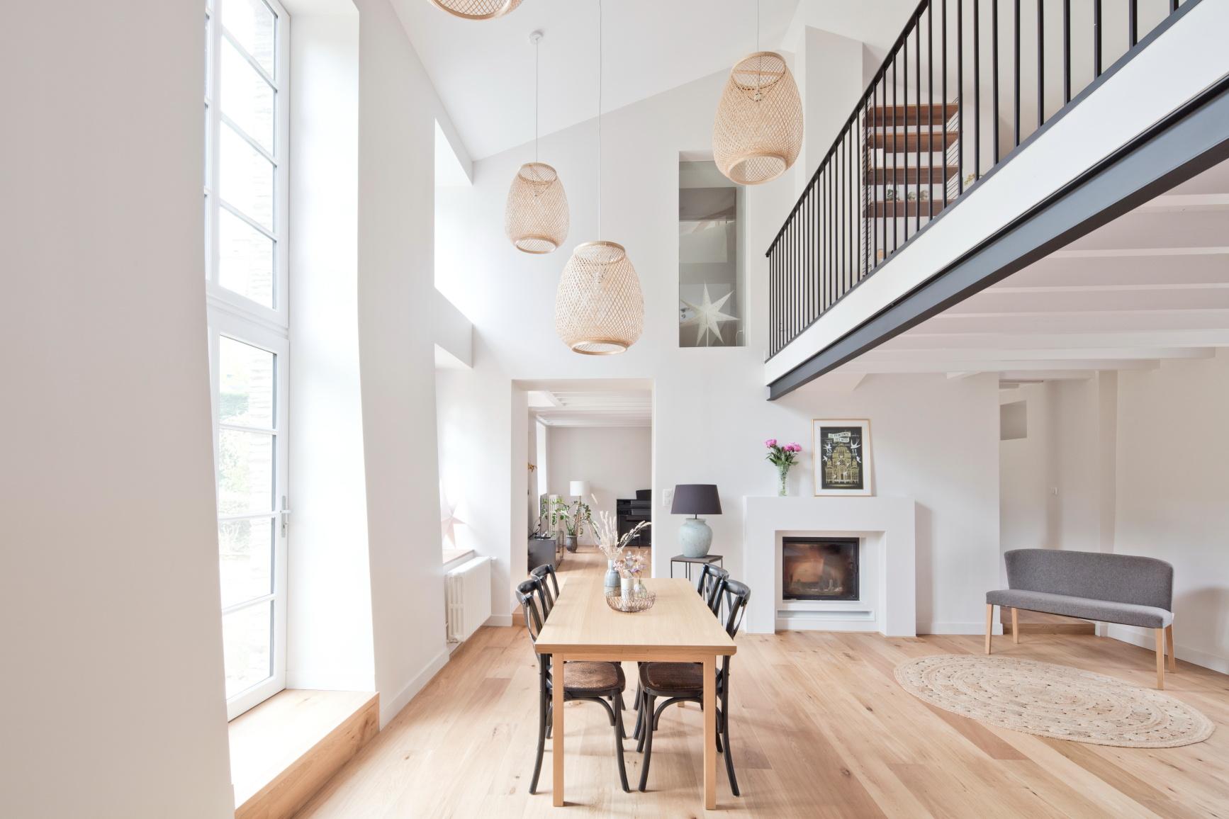 rénovation à nantes d'une maison