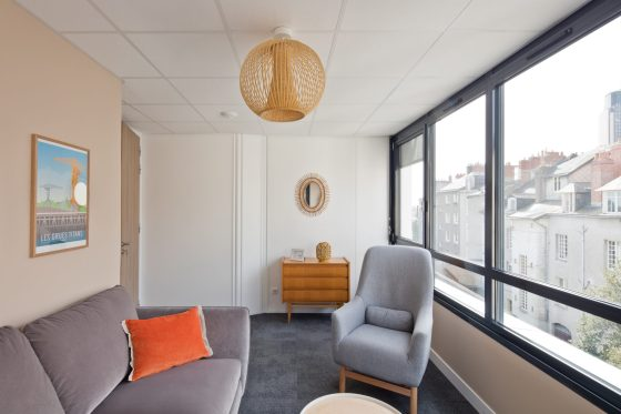 locaux start up Nantes Canopée Thierry Immobilier
