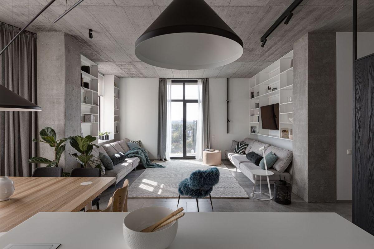 Conseils architecte pour le style architectural dans un appartement