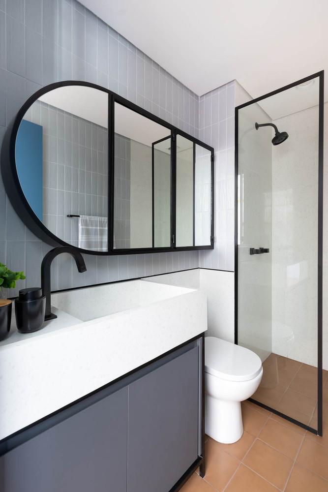 Conseils architecte rénover petite salle de bains