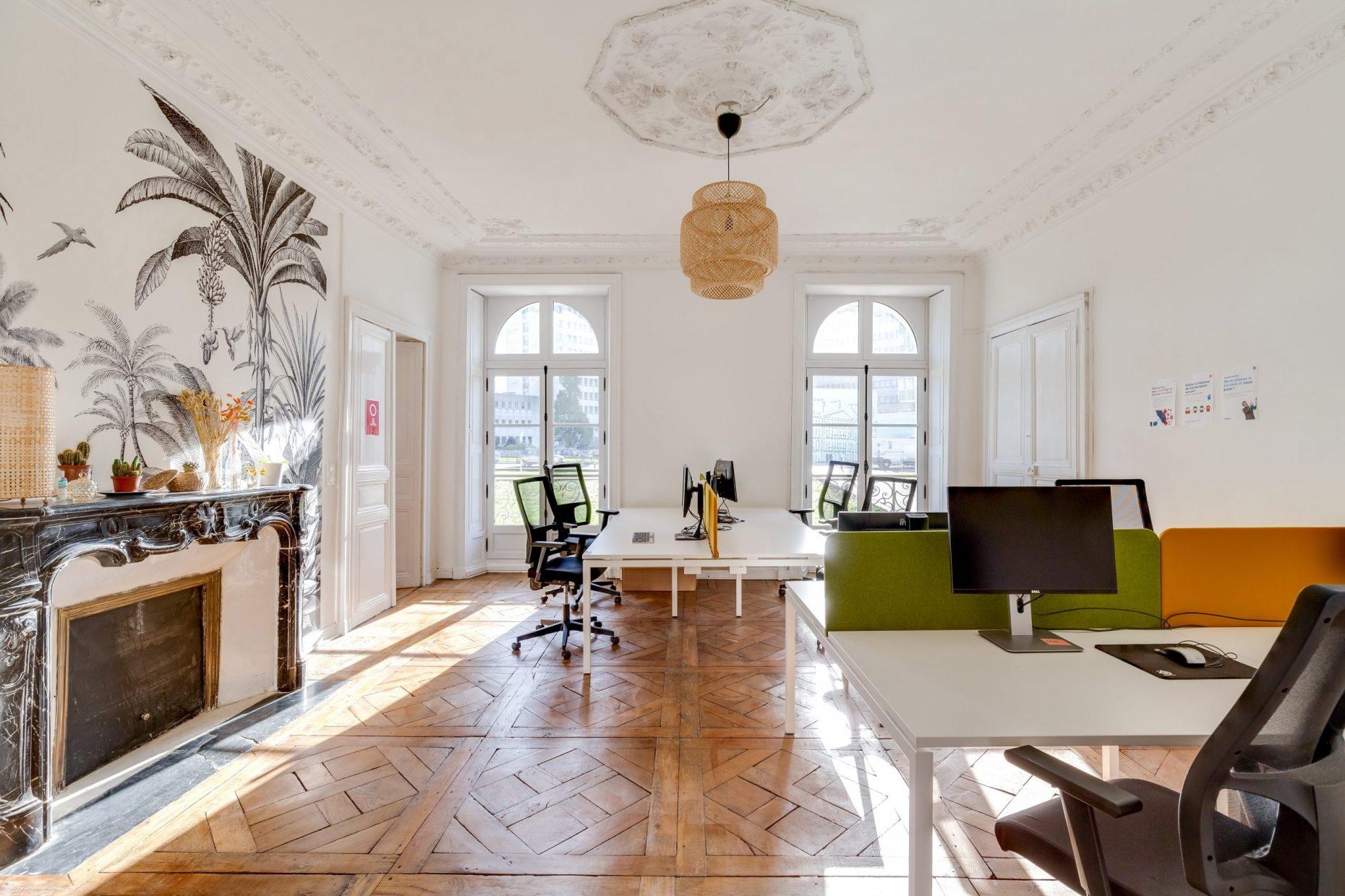 Bureaux à Nantes architecte