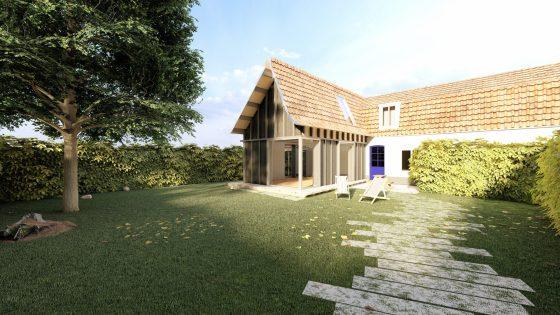 Plan-3D-Projet-Maure-REDA-MELLAH-Architecte-archibien-lille
