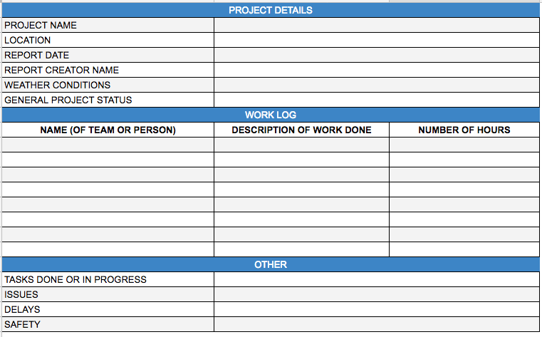 This file is high quality and printable. Construction Daily Reports The Ultimate Guide