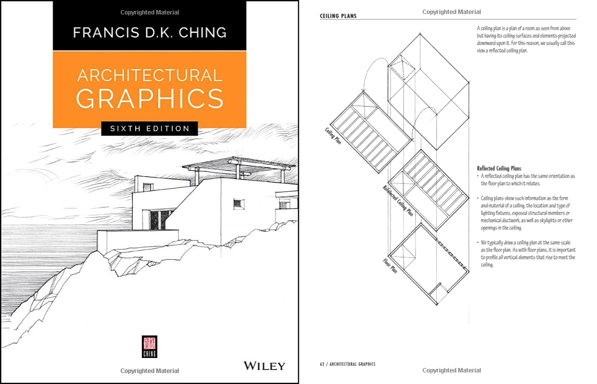 hight resolution of architecture reference books