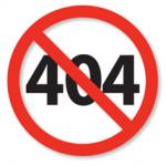 No More 404s