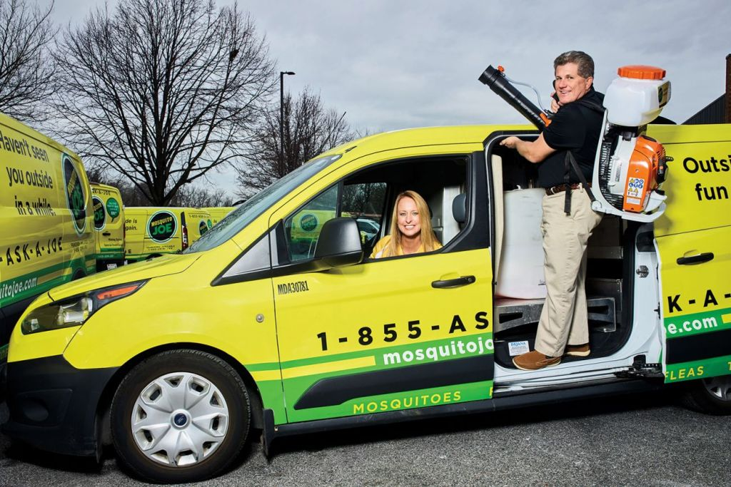 A Buzzing Business: How These Entrepreneurs Turned a Longtime Annoyance Into Successful Careers in Pest Control