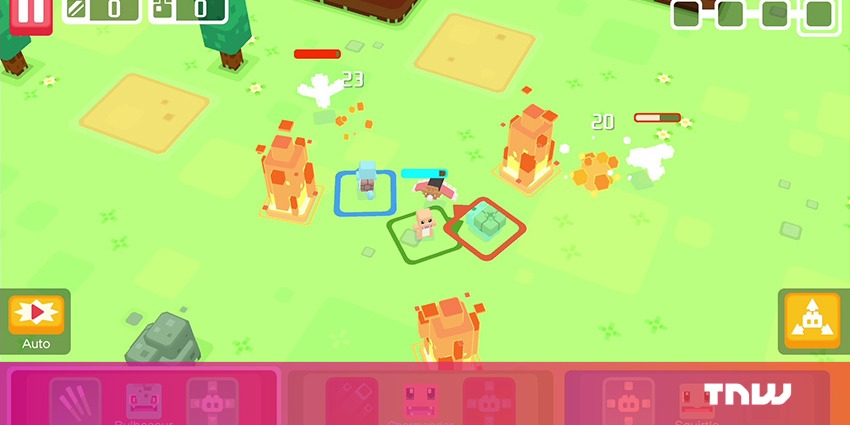 Pokémon Quest se lance sur le Nintendo Switch en tant que RPG free-to-play