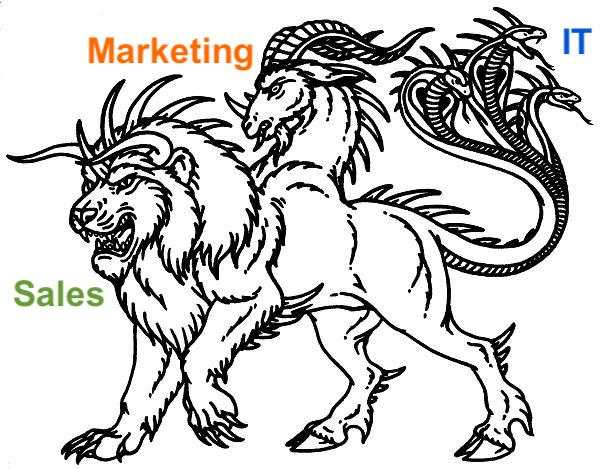 Chimera: Marketing, Sales, IT