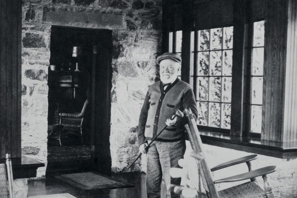 How Andrew Carnegie Went From $1.20 a Week to $309 Billion ... Then Gave It All Away