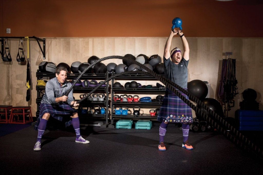 Meet the Man Taking Anytime Fitness Global