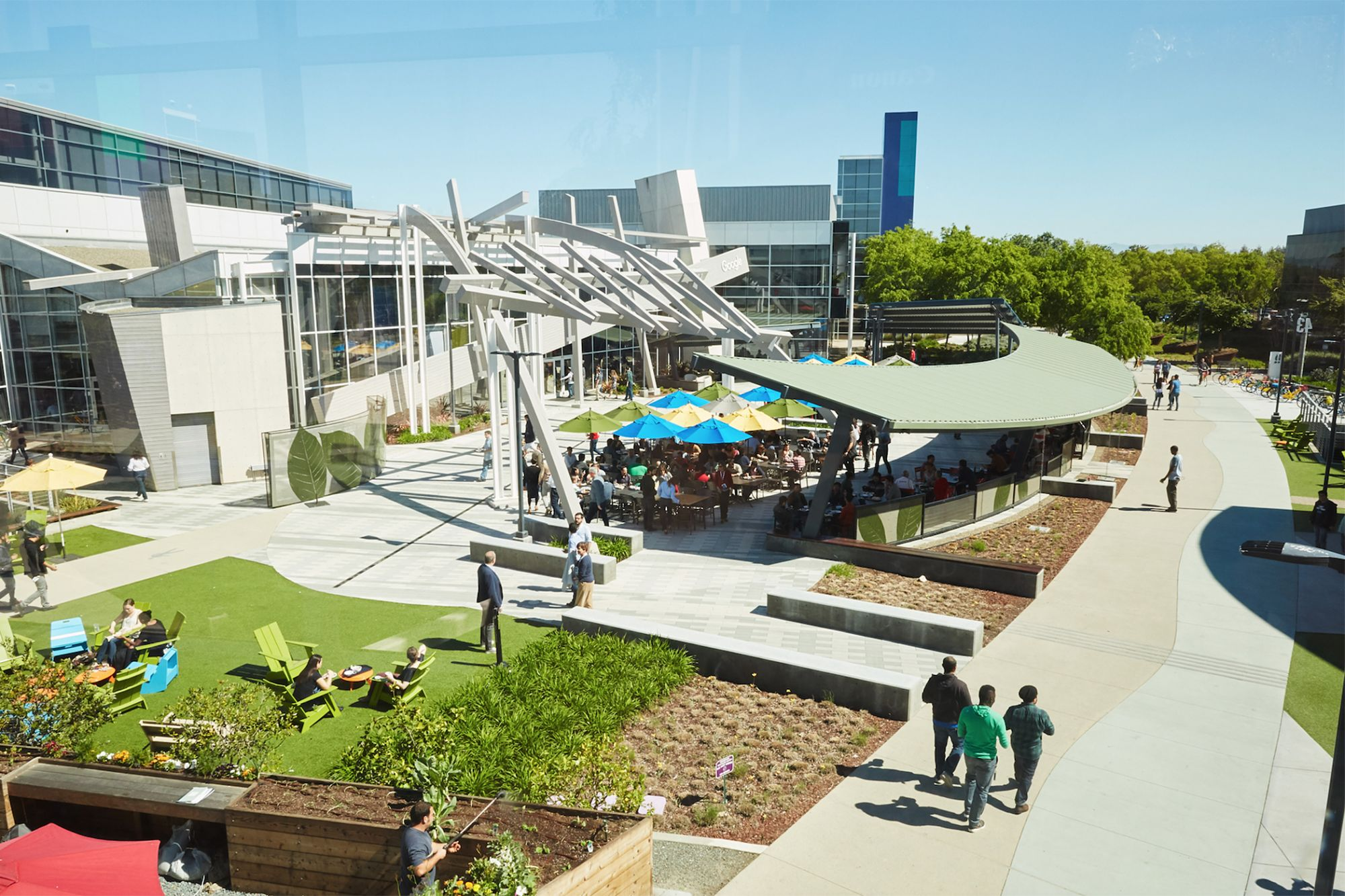 These Are the 10 Highest Paying Jobs at Google