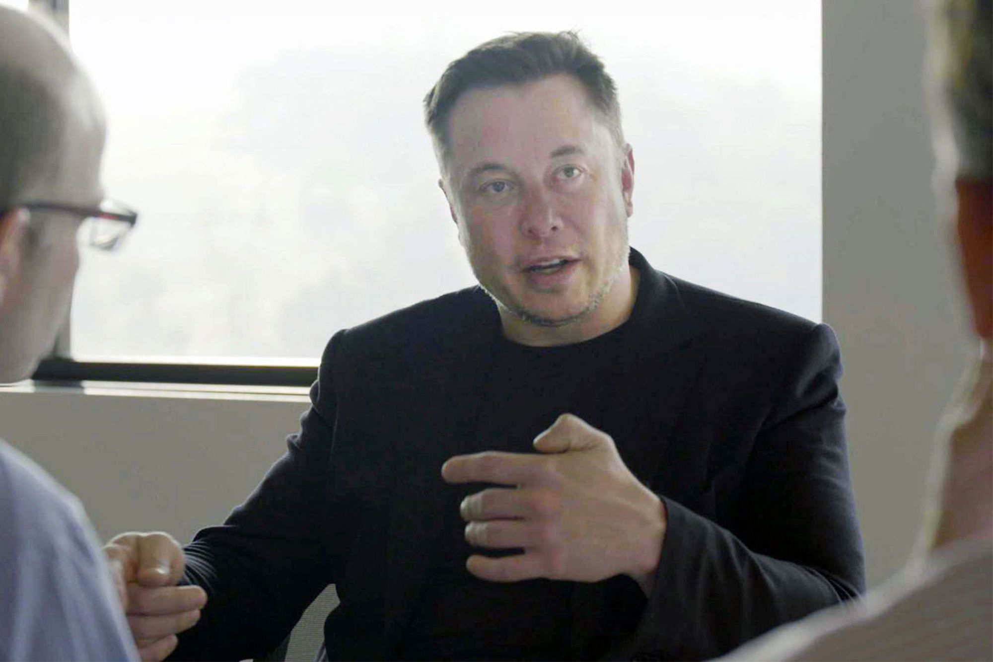 Elon Musk Says There's a '70 Percent' Chance He'll Move to Mars