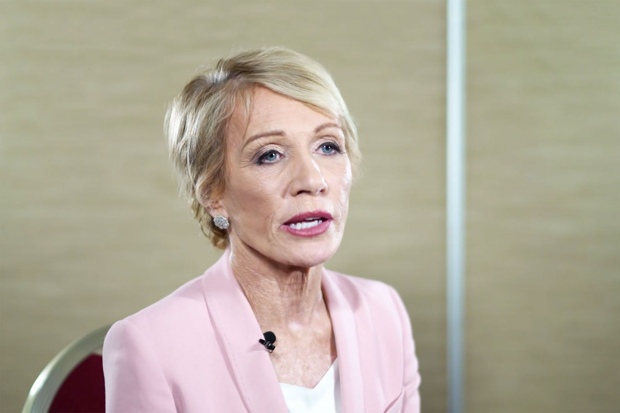 'Shark Tank's' Barbara Corcoran Says She Built Her Business 'Almost Like a Man'