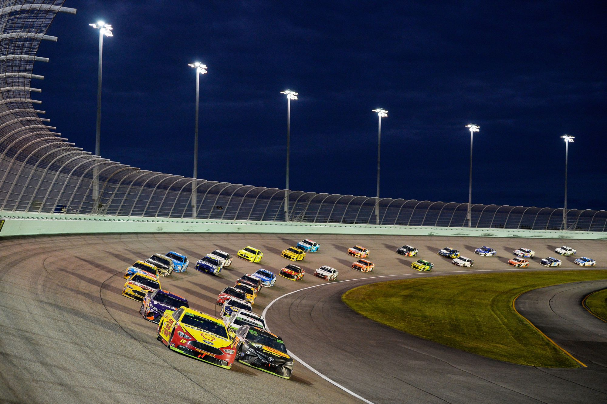What NASCAR's Declining Popularity Can Teach Us About Responding to a Changing Market