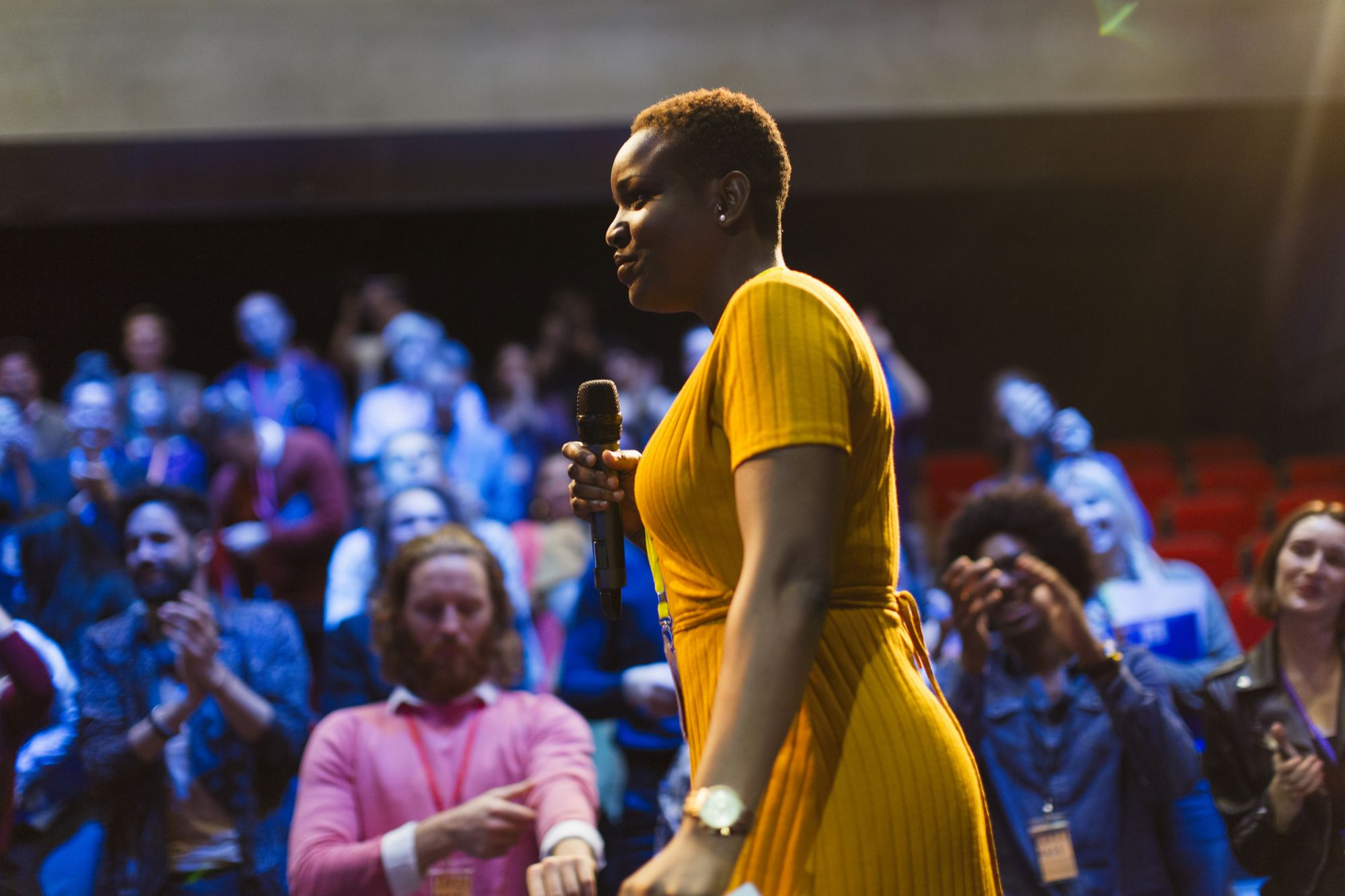 How Tech Conferences Are (Finally) Injecting Gender Balance Into Their Speaker Line-ups