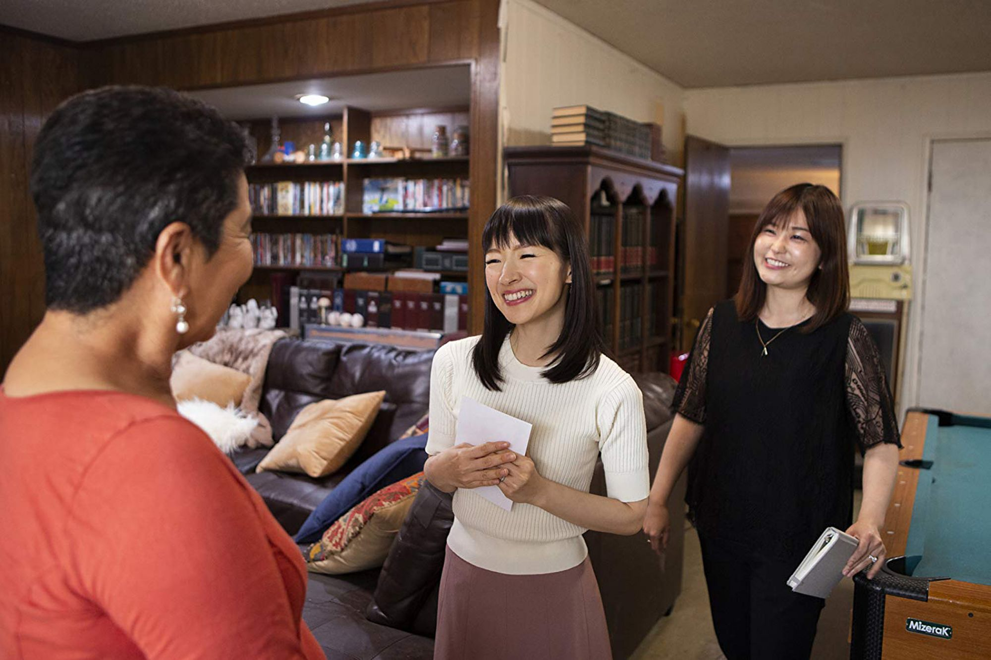 Organization Guru Marie Kondo's Netflix Show Transforms People's Homes and Their Lives. Learn Her Simple Method to Increase Joy and Decrease Clutter.