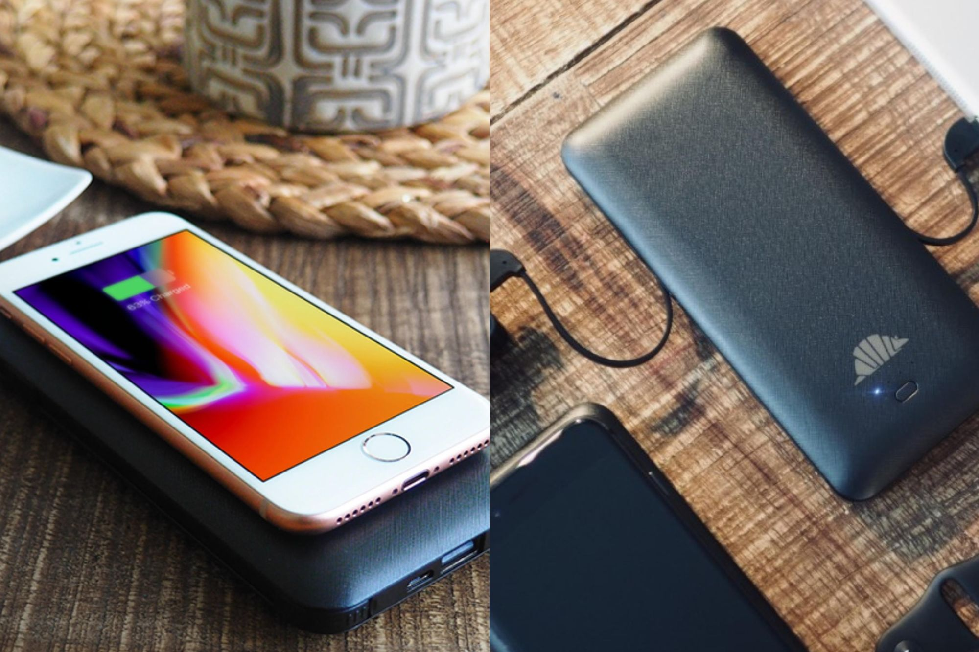 Get This Charger Optimized for People On The Go for Half Off