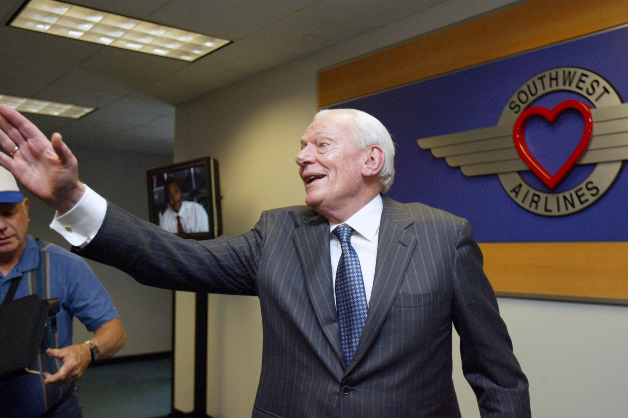 Perseverance: Why It Was Southwest Airlines' Herb Kelleher's Most Important Lesson for Entrepreneurs