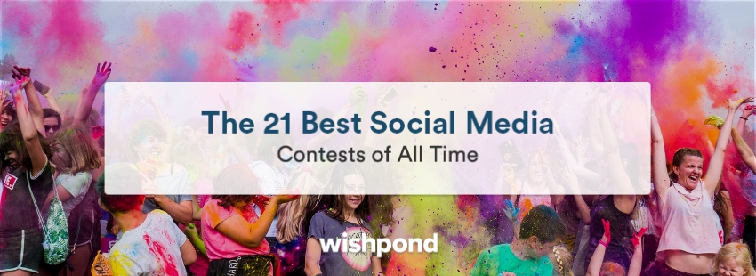 The 21 Best Social Media Contests of All Time