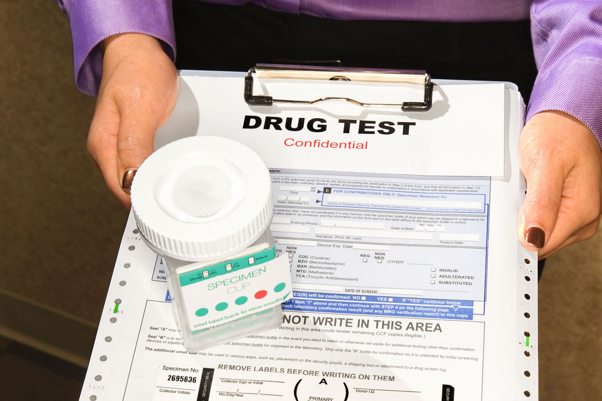 Can Taking CBD Products Cause You to Fail a Drug Test?