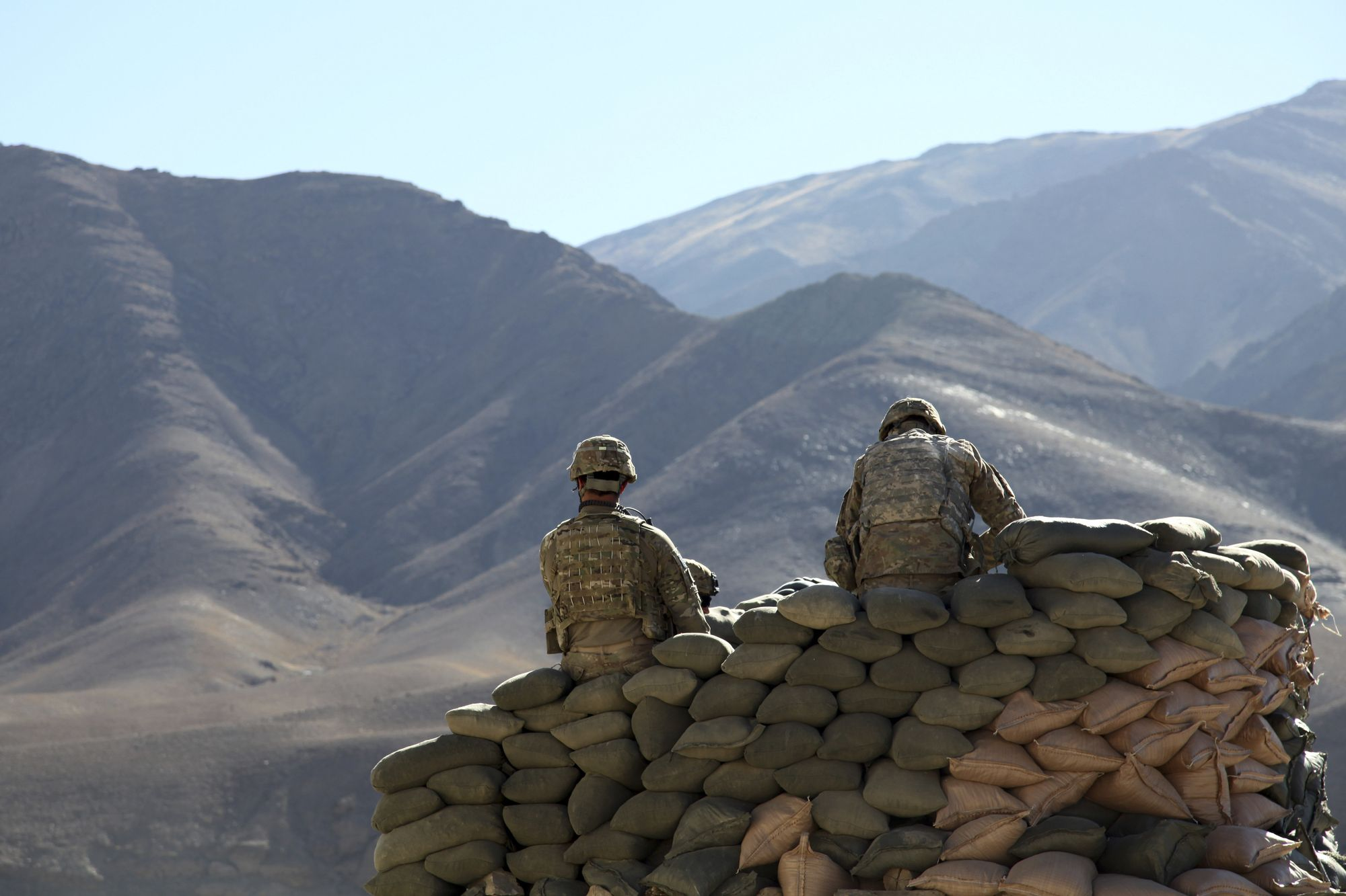 Filling Sandbags in the Military Inspired Me to Become an Entrepreneur