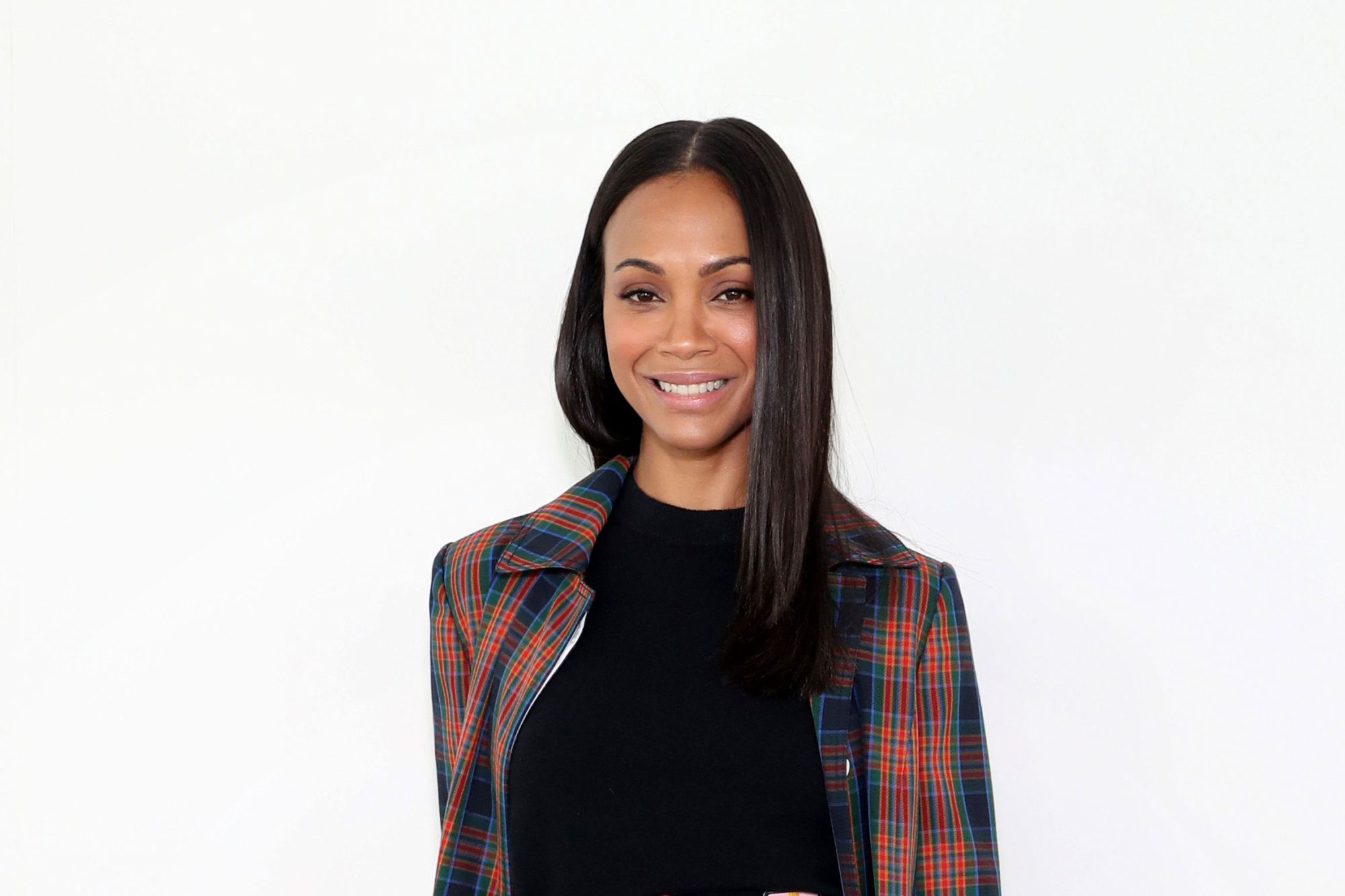 'Avengers' Star Zoe Saldana Not Only Battles Bad Guys On Screen -- She's Also Fighting the Lack of Diversity in Media