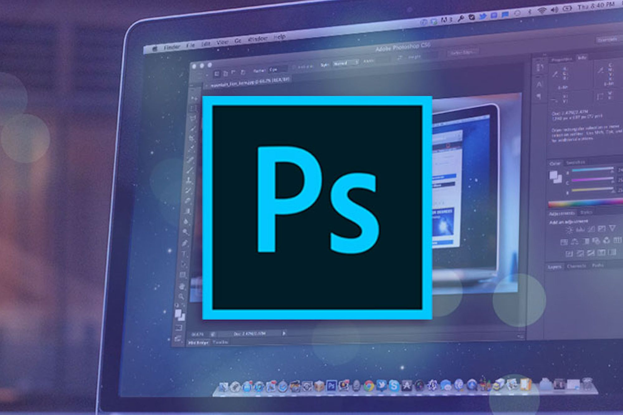 Become a Master at Adobe Photoshop With This Bundle