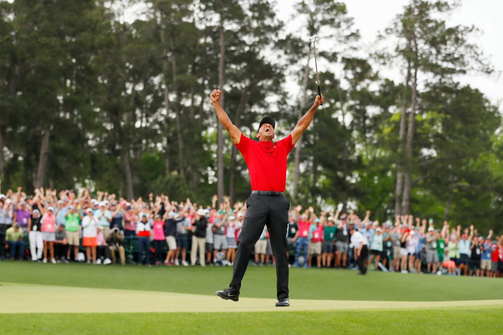 Business Lessons From Tiger Woods' Triumph at the Masters