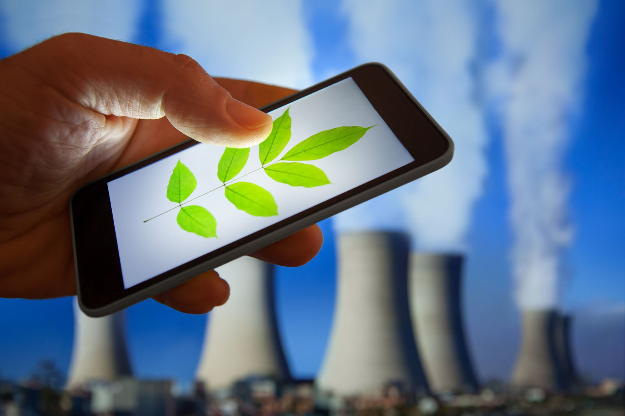 How Visionary Tech Can Help Prevent Climate Change