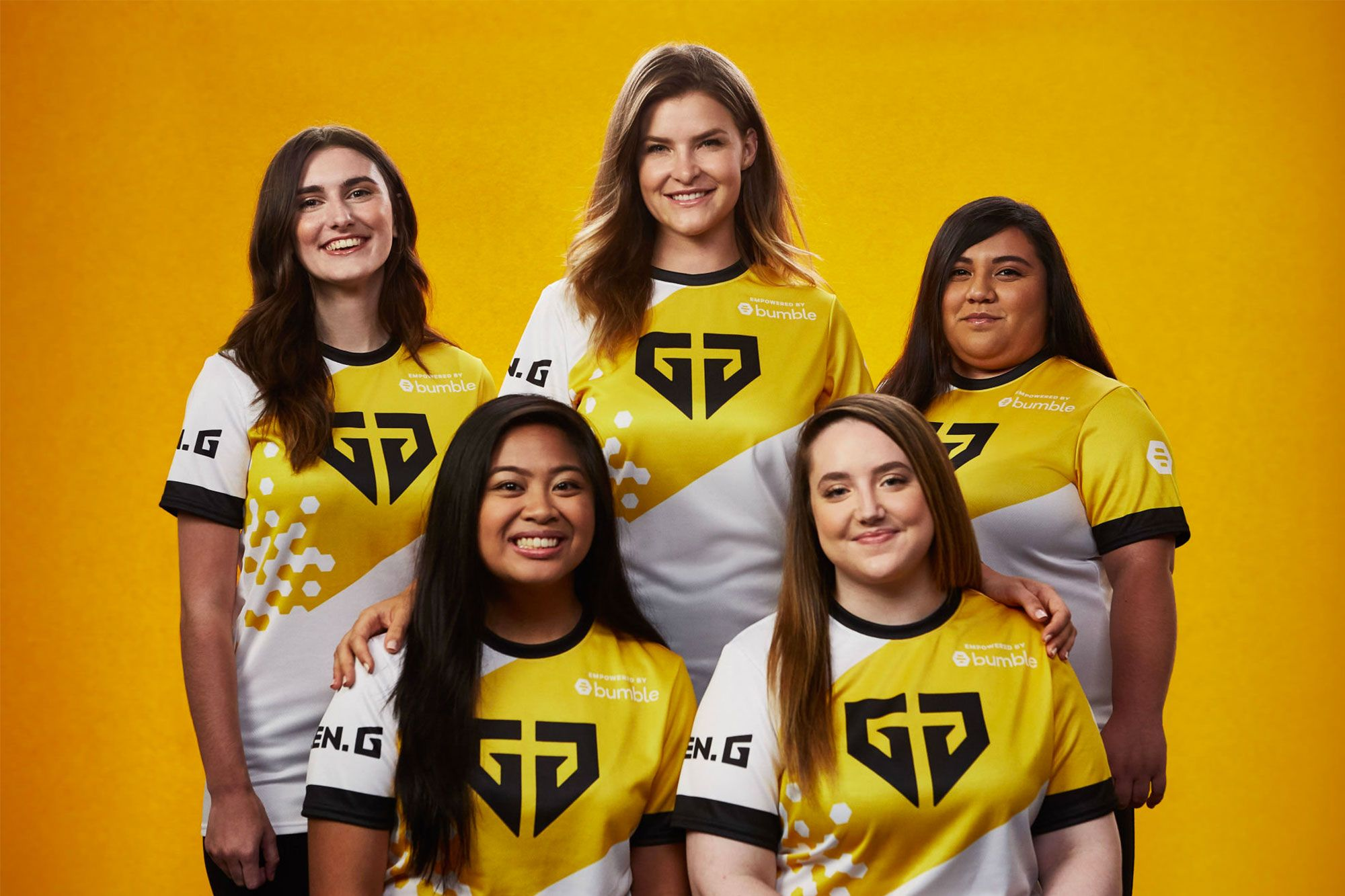 Bumble and Gen. G Form First Pro All-Women 'Fortnite' Team