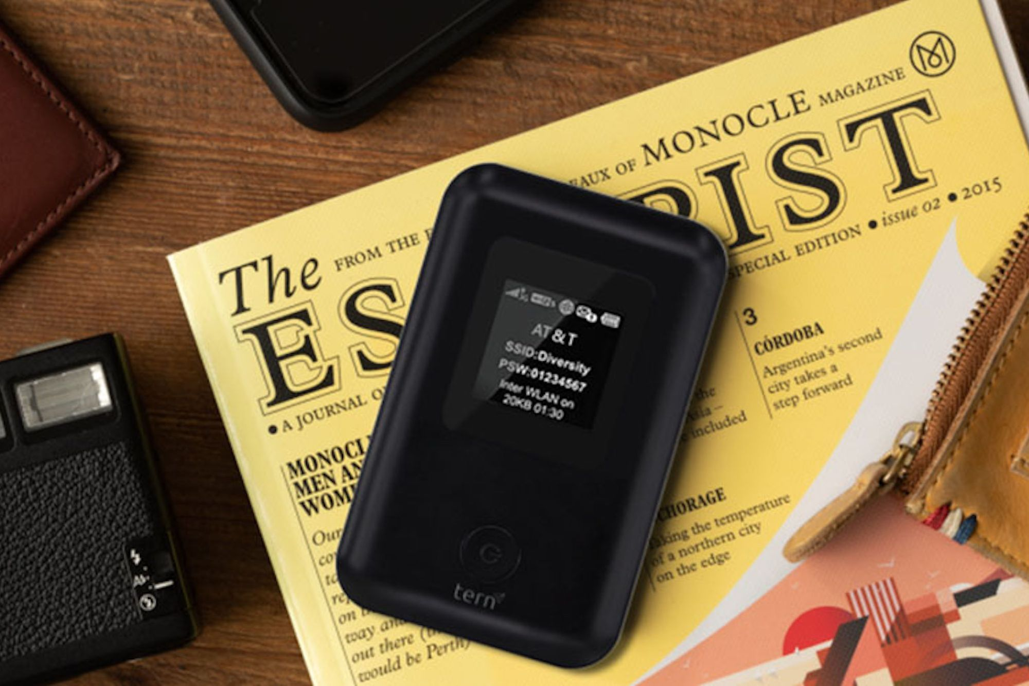 Stay Connected Anywhere in the World With This Device