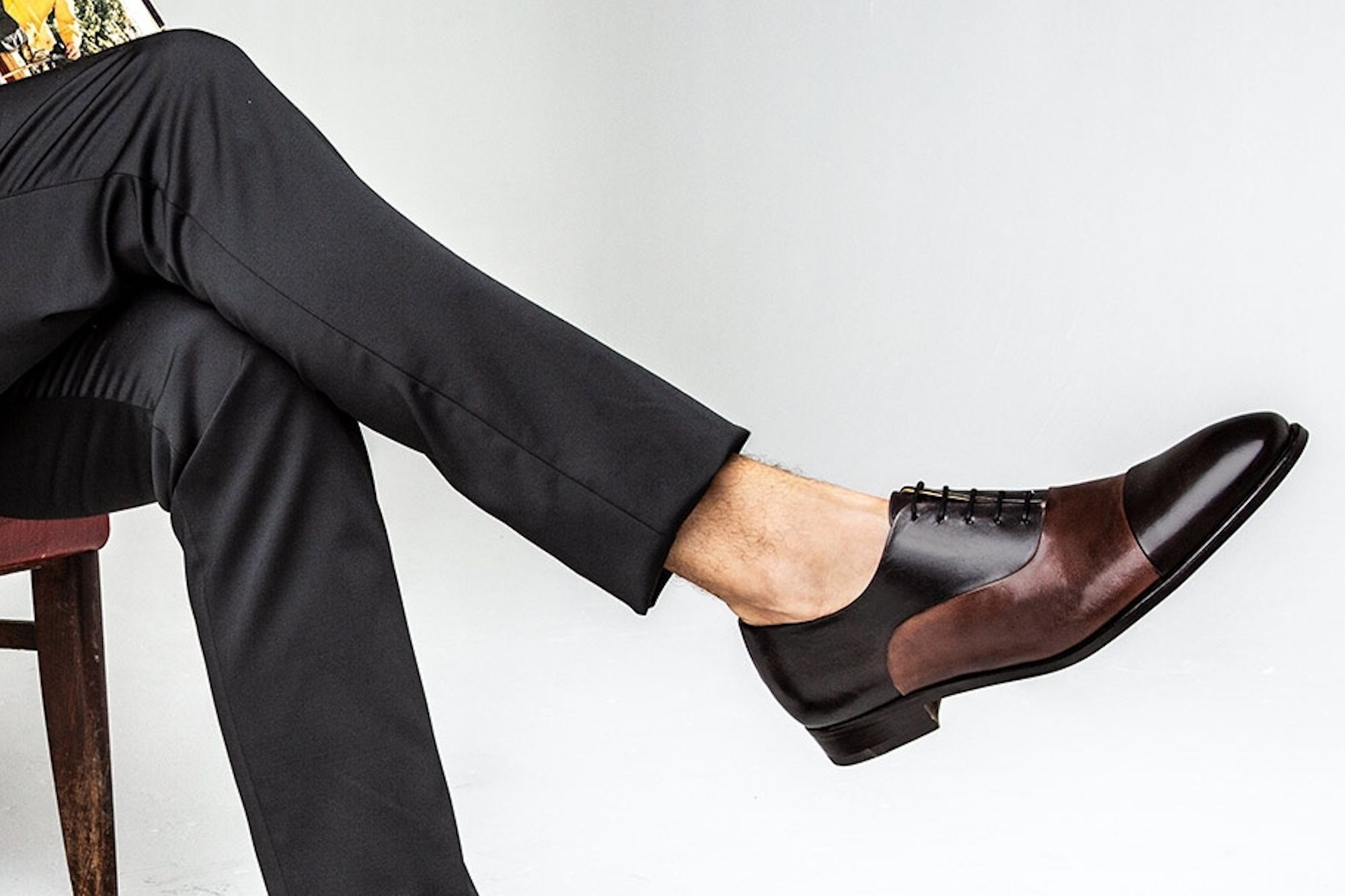Ace Marks Makes High Quality Men's Shoes Affordable For All