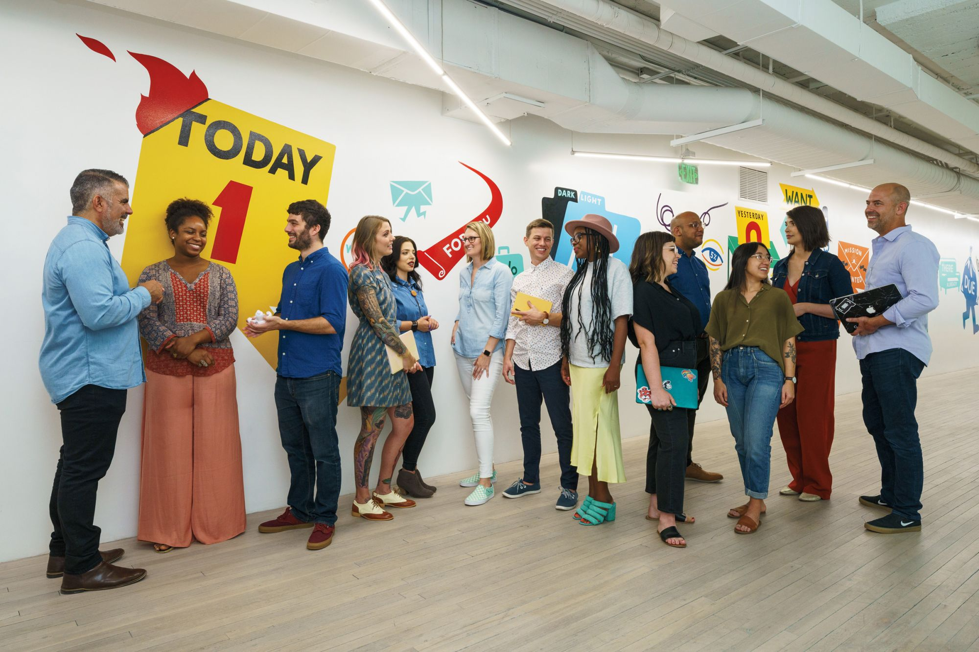 How Mailchimp's Headquarters Fuels Creativity
