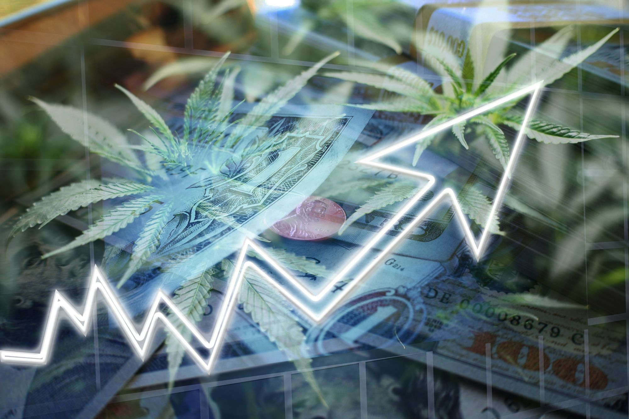 U.S. Cannabis Market To Hit $30 Billion By 2025 As More Than 38 Million Americans Try Marijuana