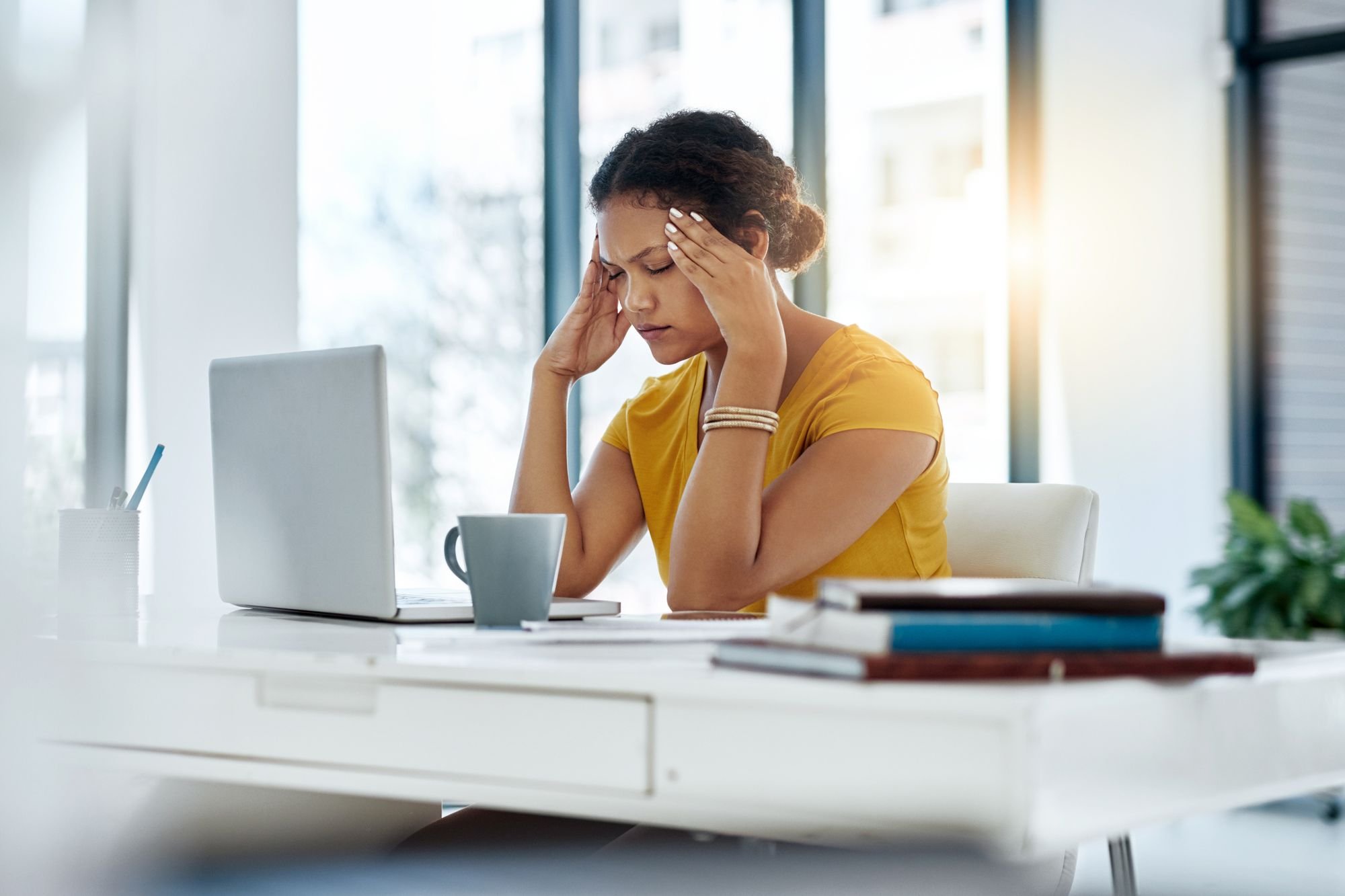 Get a Grip, Small Business Owners! 5 Tips to Help You Deal With Stress.
