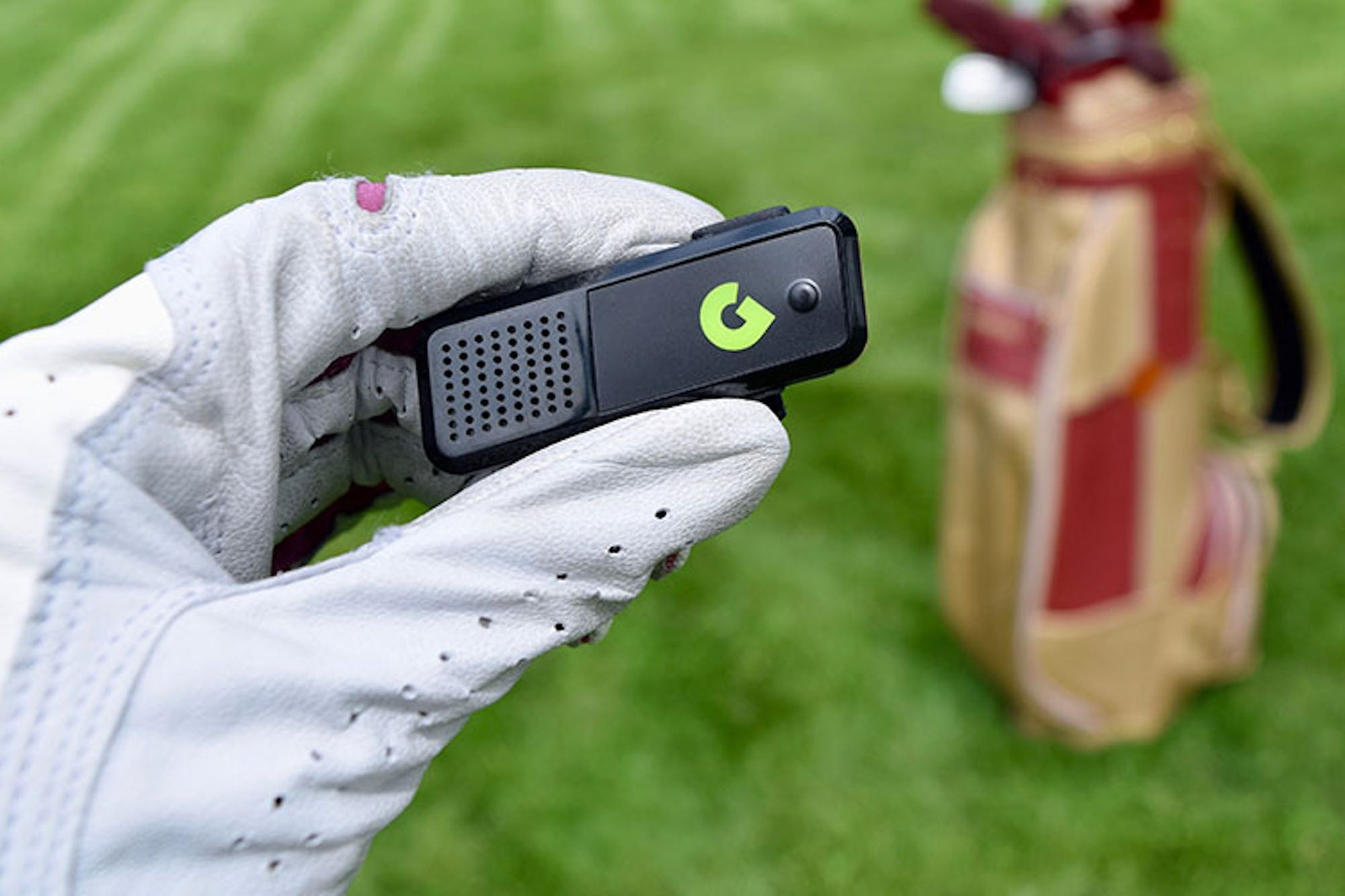 Take a Couple Strokes Off Your Golf Game With This Rangefinder