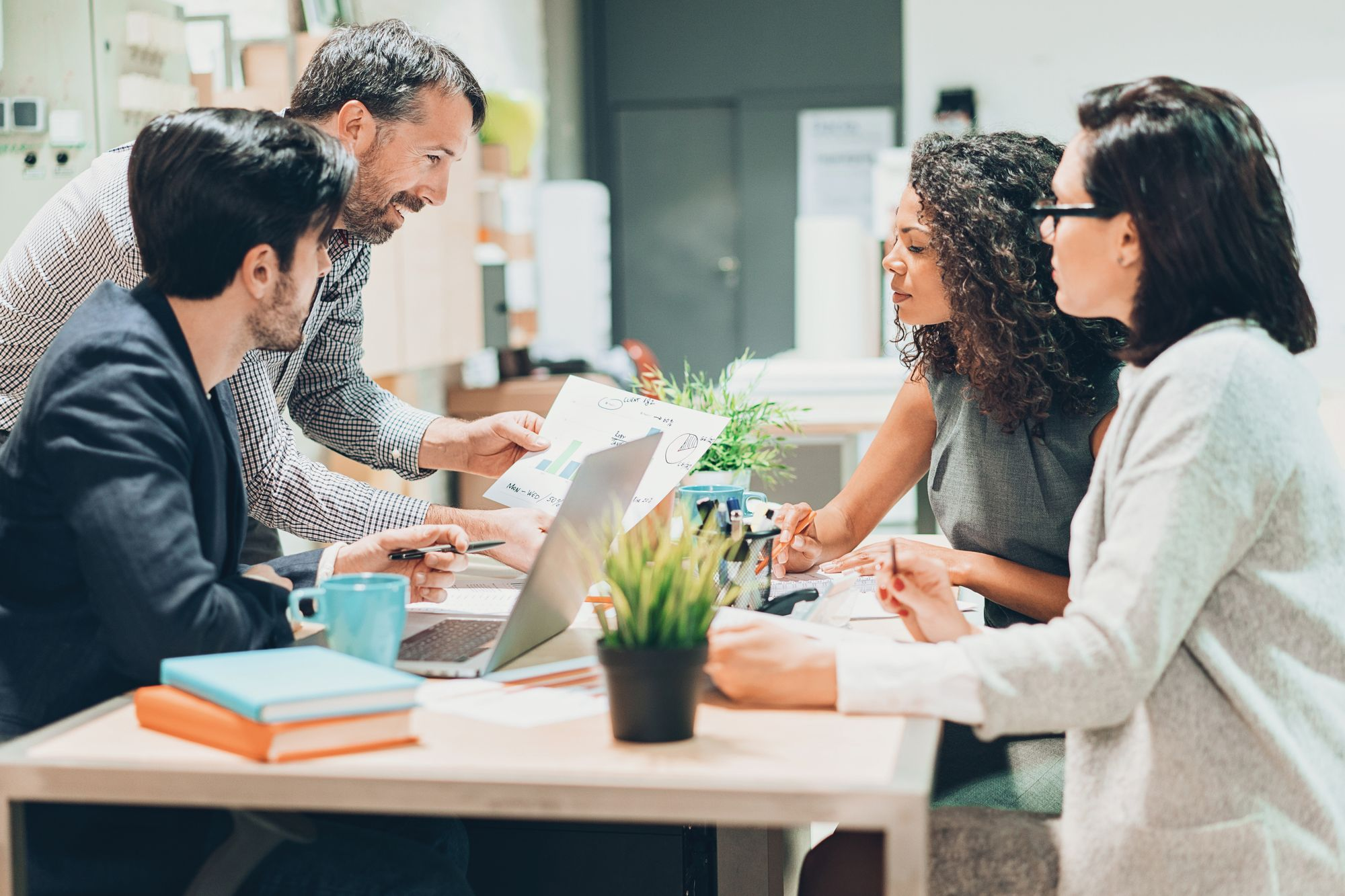 How to Create a Work Environment That Inspires Productivity