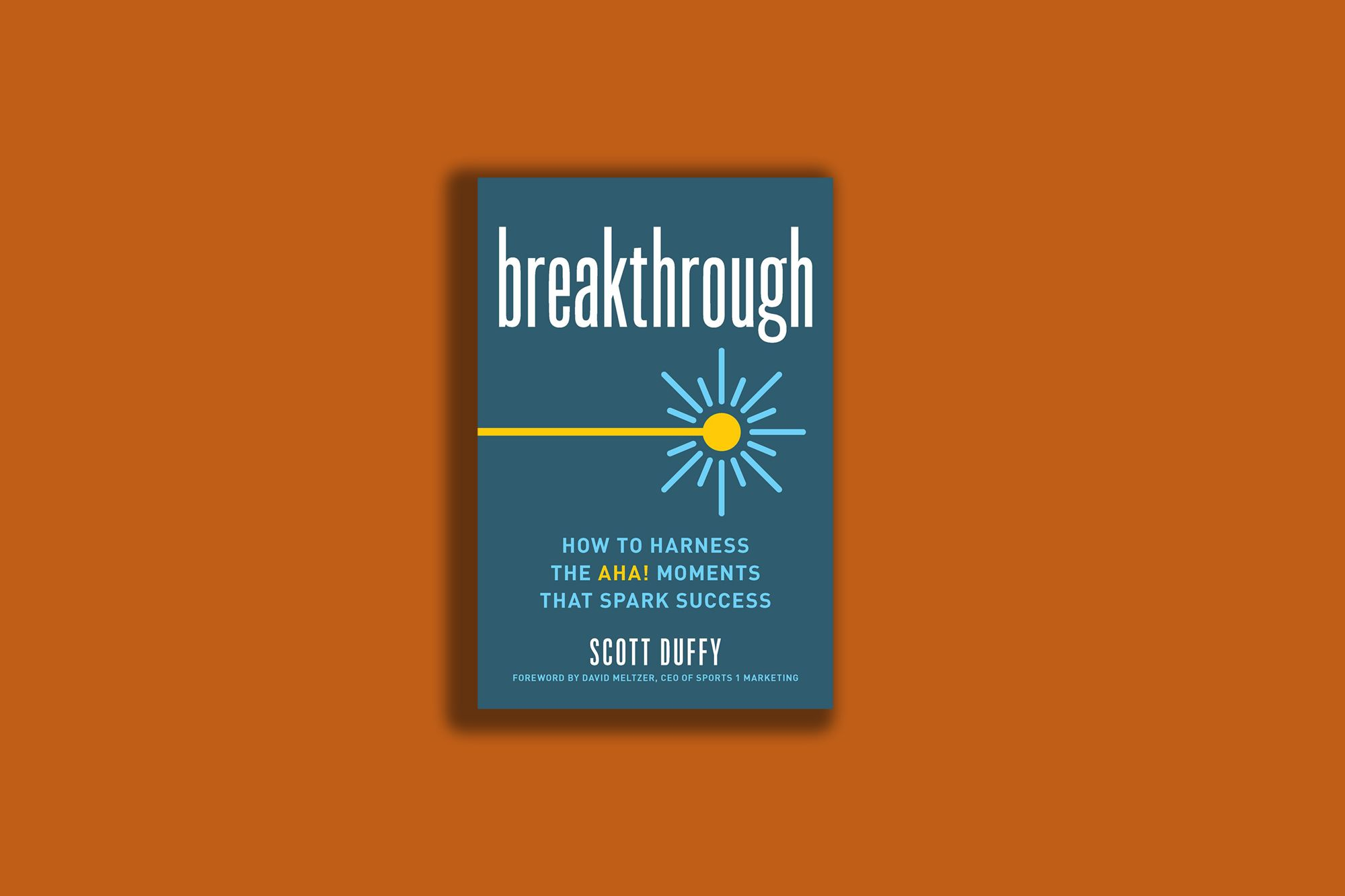 Book of the Week: 'Breakthrough'